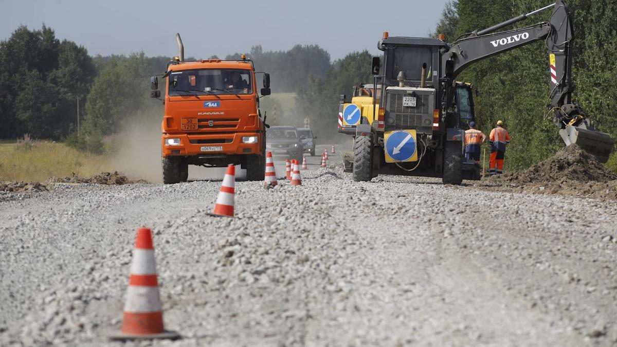 С ремонтом дороги к Северной Ферме привлекательнее станут территории Вологодского района