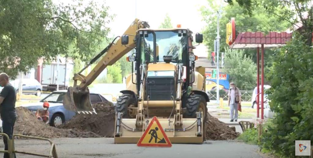 Ливневая канализация появится еще на двух проблемных участках в Череповце