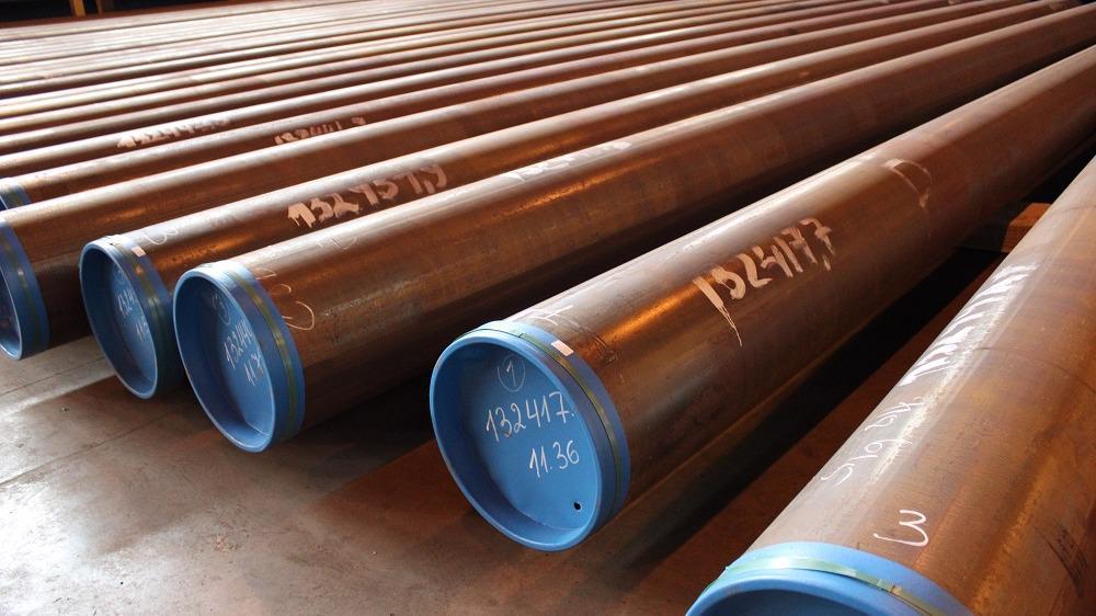 «Северсталь» впервые поставила трубы большого диаметра в Бразилию