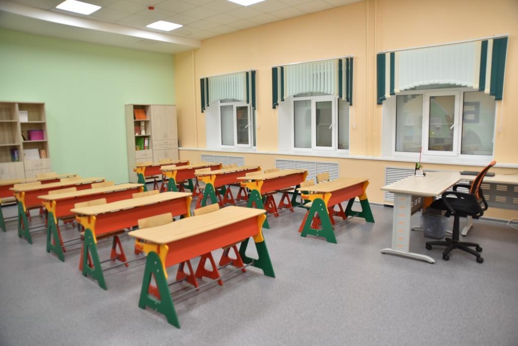 1 сентября 2019 года -открытие крупнейшей в  Череповце и Вологодской области школы на 1967 учеников.