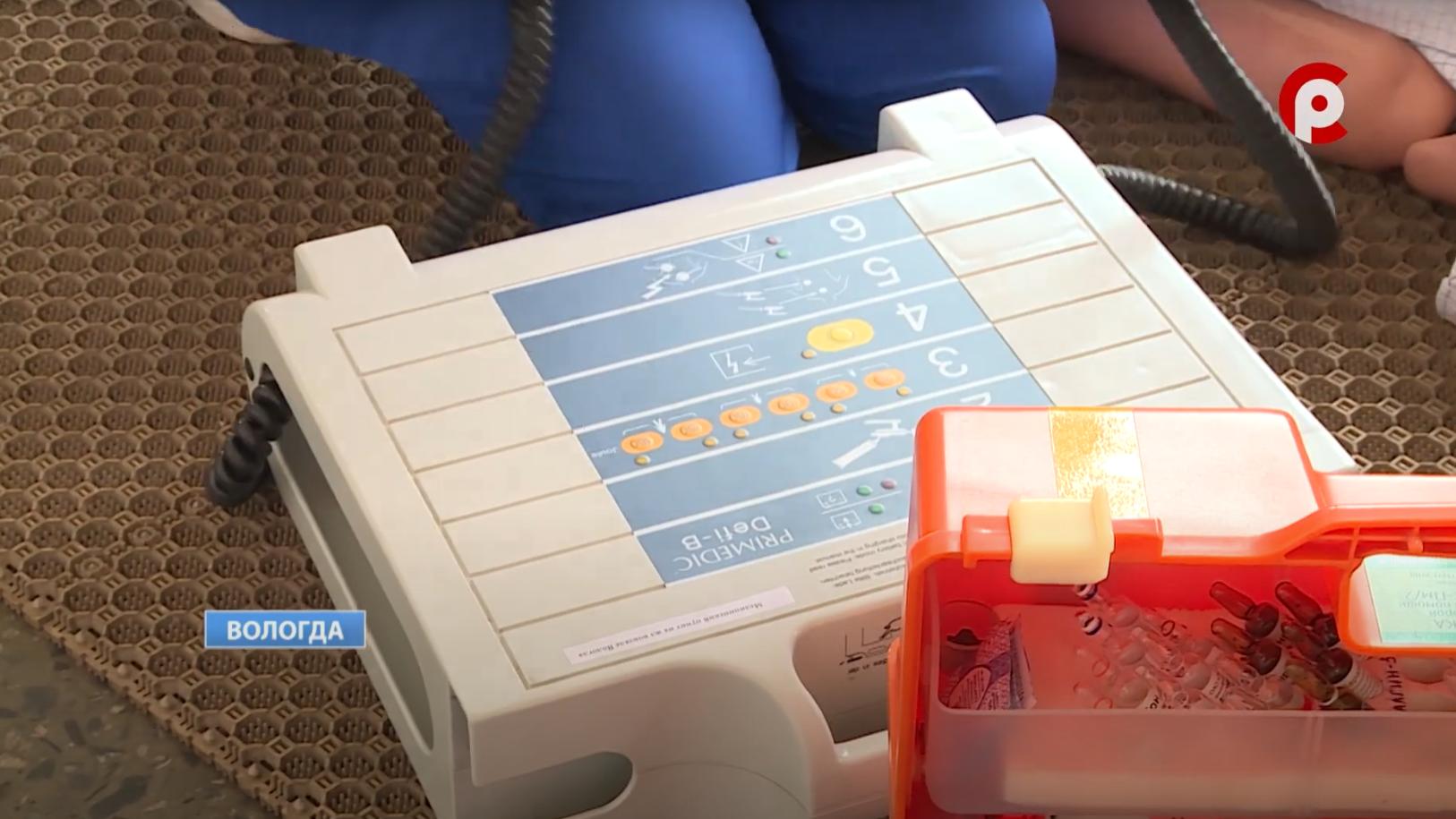 Часто для оказания медицинской помощи необходимо специальное оборудование