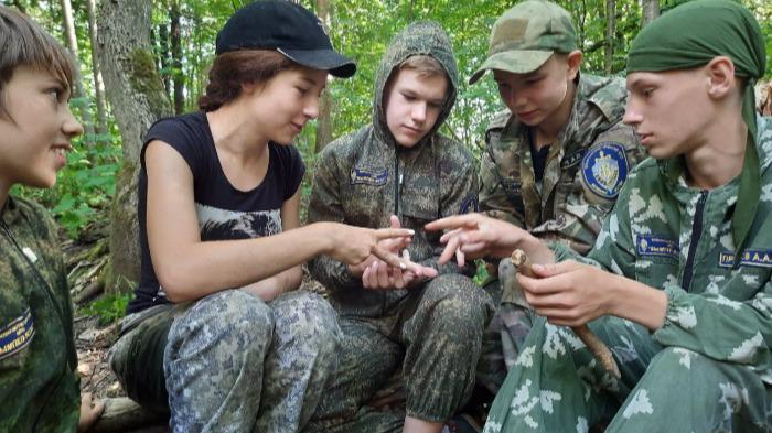 «Свеза» в Новаторе помогла организовать спортивные сборы «Лес – 2021» для ребят из военно-патриотического клуба «Вымпел-Устюг»