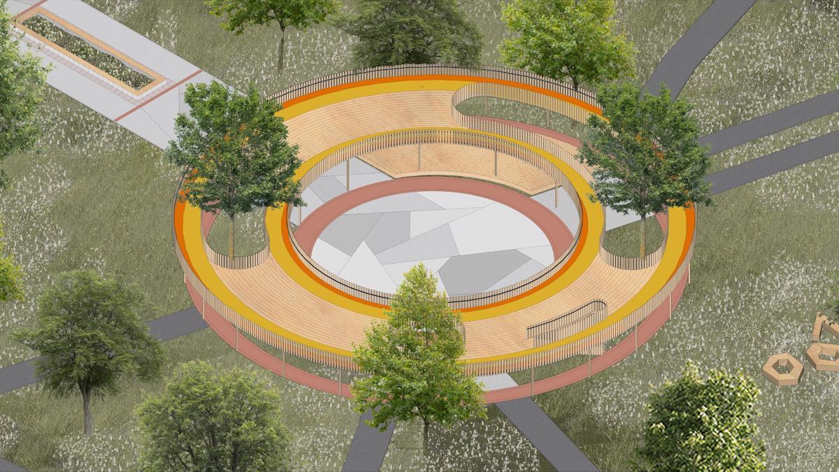 Одуванчик станет символом парка 200-летия города
