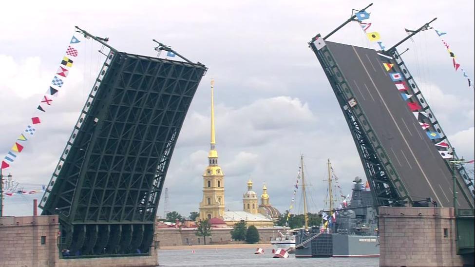 День ВМФ отмечают сегодня в России