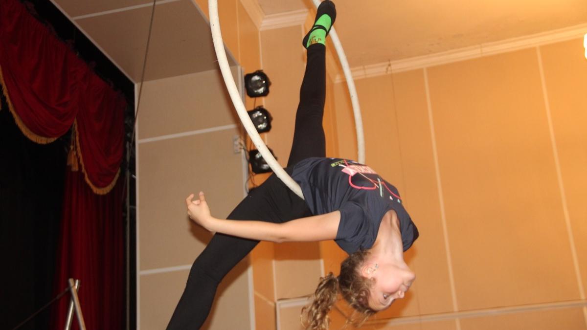 Бесплатно попробовать себя в цирковом искусстве можно в Великом Устюге