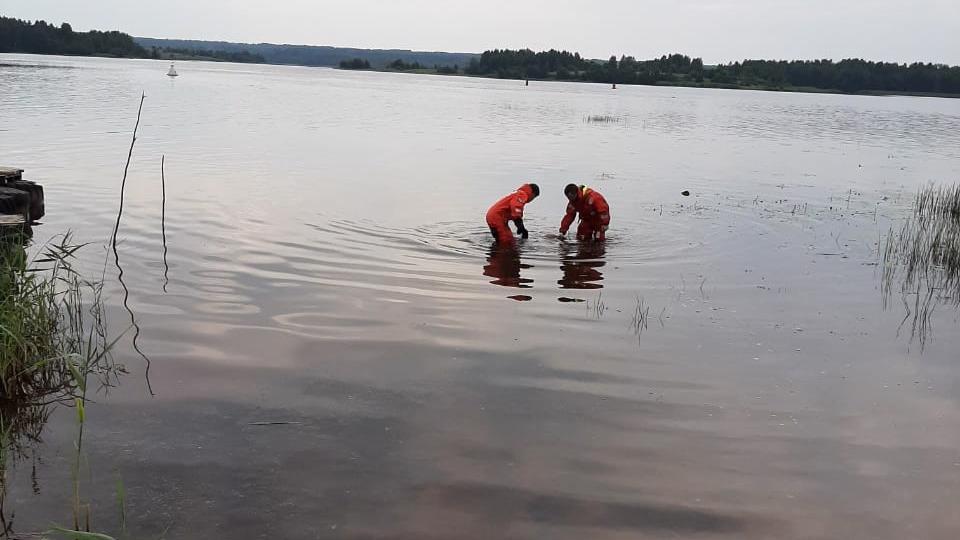 Тело мужчины обнаружено в реке в Вытегре