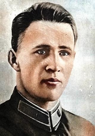 Герой Советского Союза Александр Александрович Кузнецов