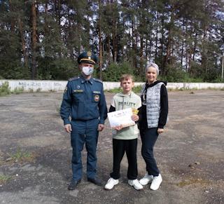 Фото ГУ МЧС по Вологодской области