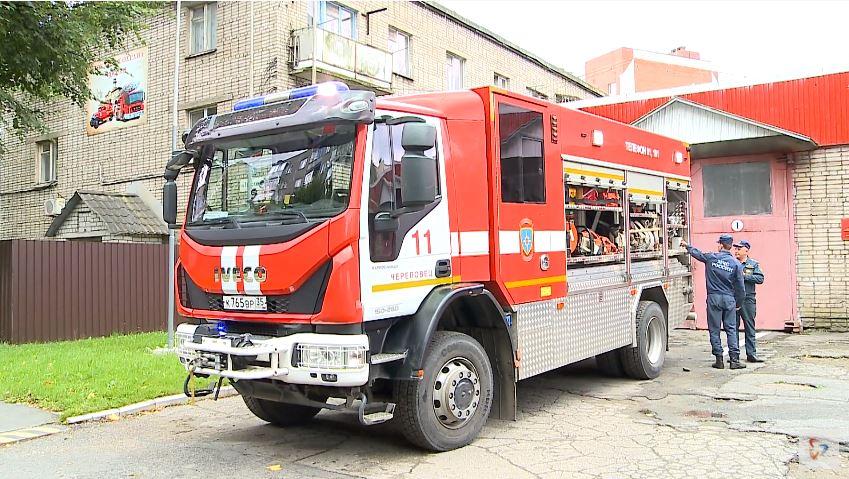 Причиной пожара стало неосторожное обращение с огнем неустановленных лиц