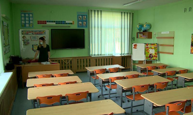 На переоборудование образовательных учреждений из казны региона направили 38 миллионов рублей