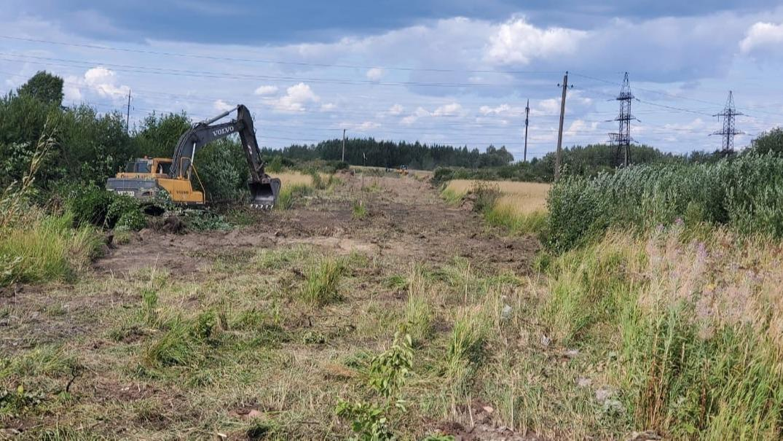 Строительство Северной объездной дороги началось в Череповце