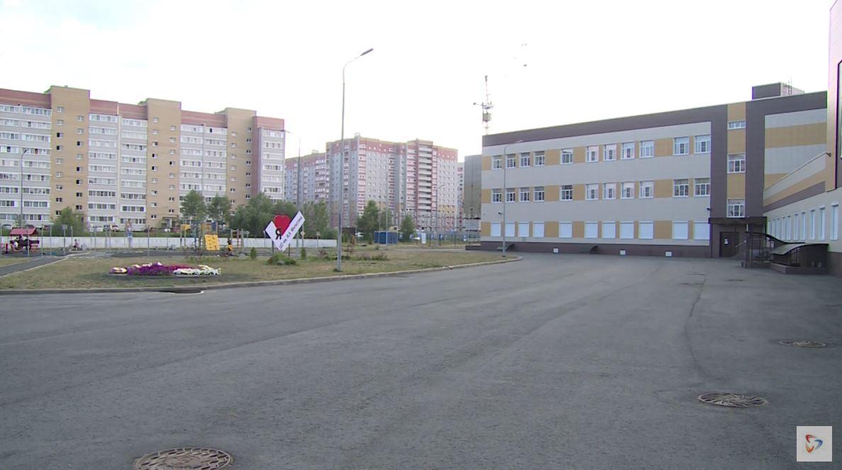 Острый дефицит испытывает Центр образования имени Милютина в Зашекснинском районе