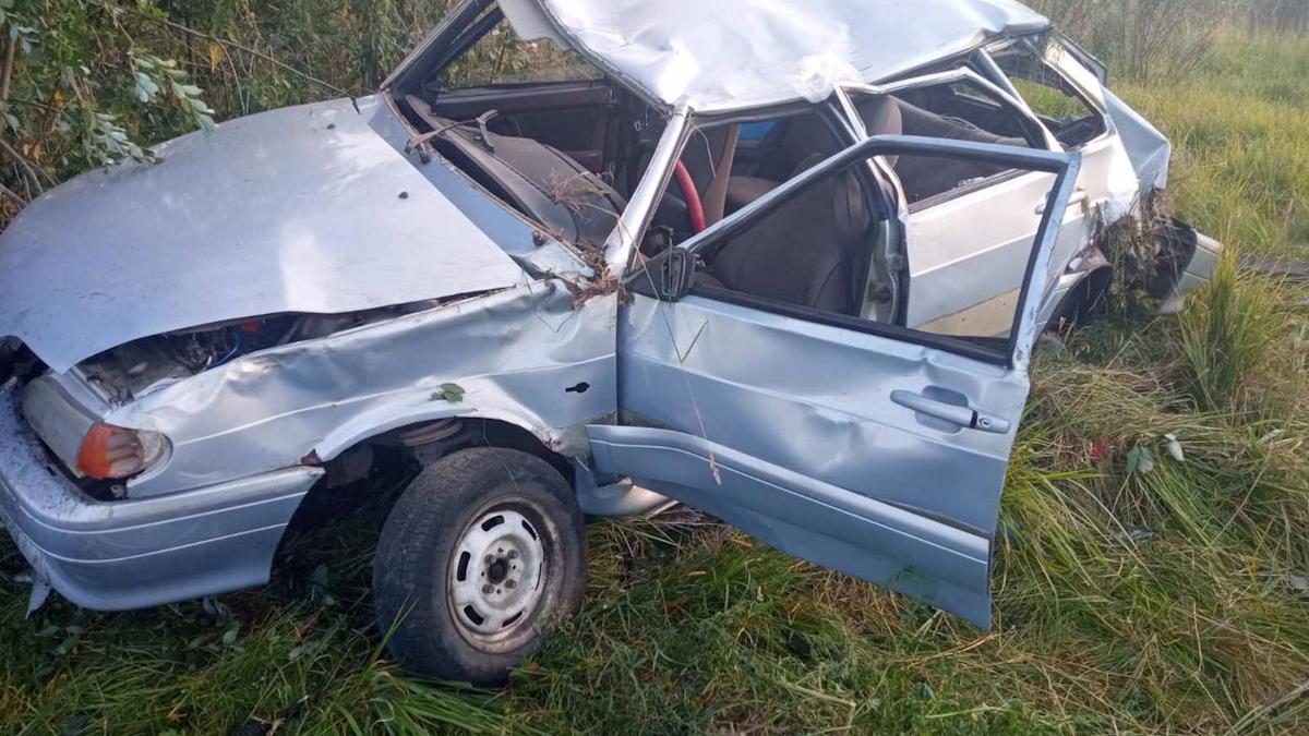 Пьяный водитель, который устроил аварию под Вологдой, перевозил в машине шесть пассажиров