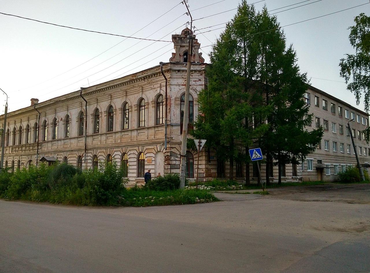 Дом купца Лопарева - объект культурного наследия регионального значения