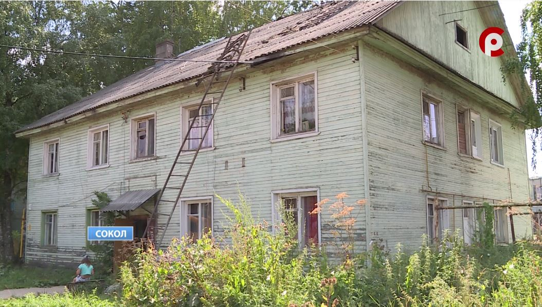 Коммунальные службы Сокола согласны подготовить проблемный дом на Мусинского, 49 к зиме