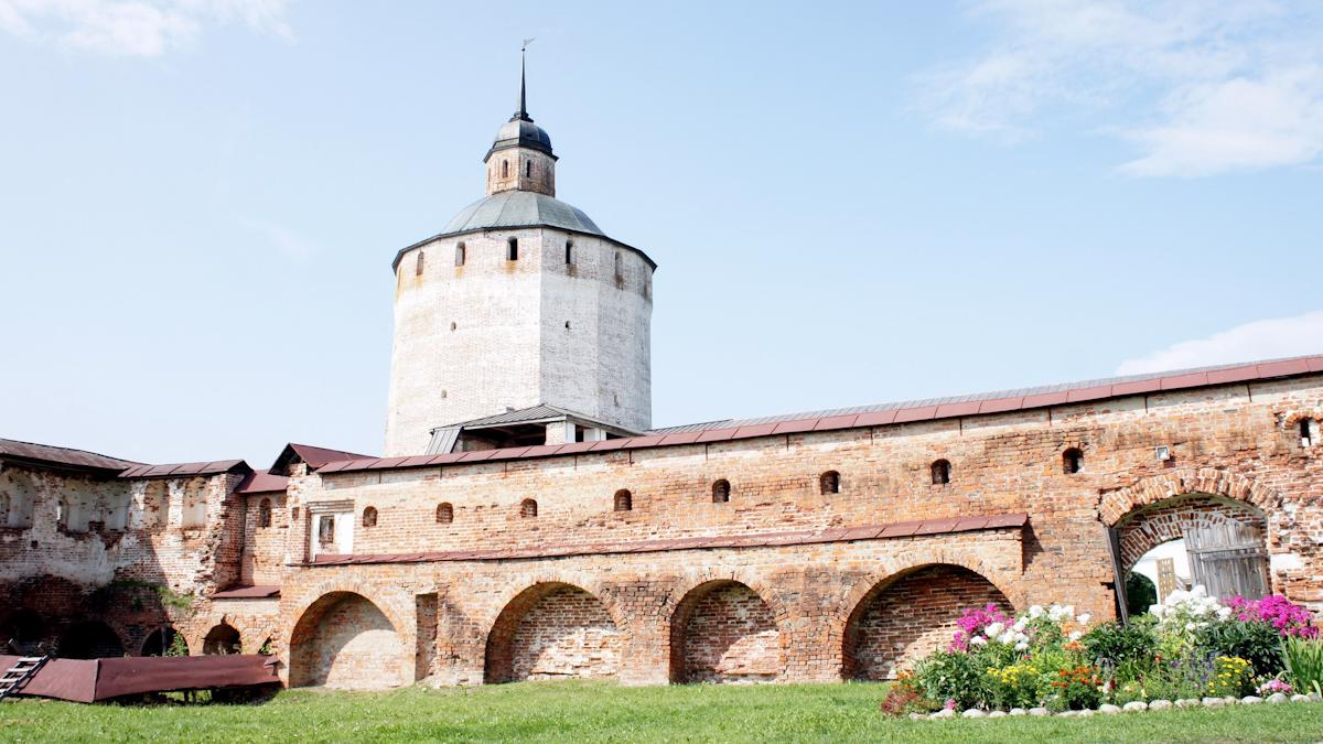 Вход на территорию Кирилло-Белозерского монастыря станет платным