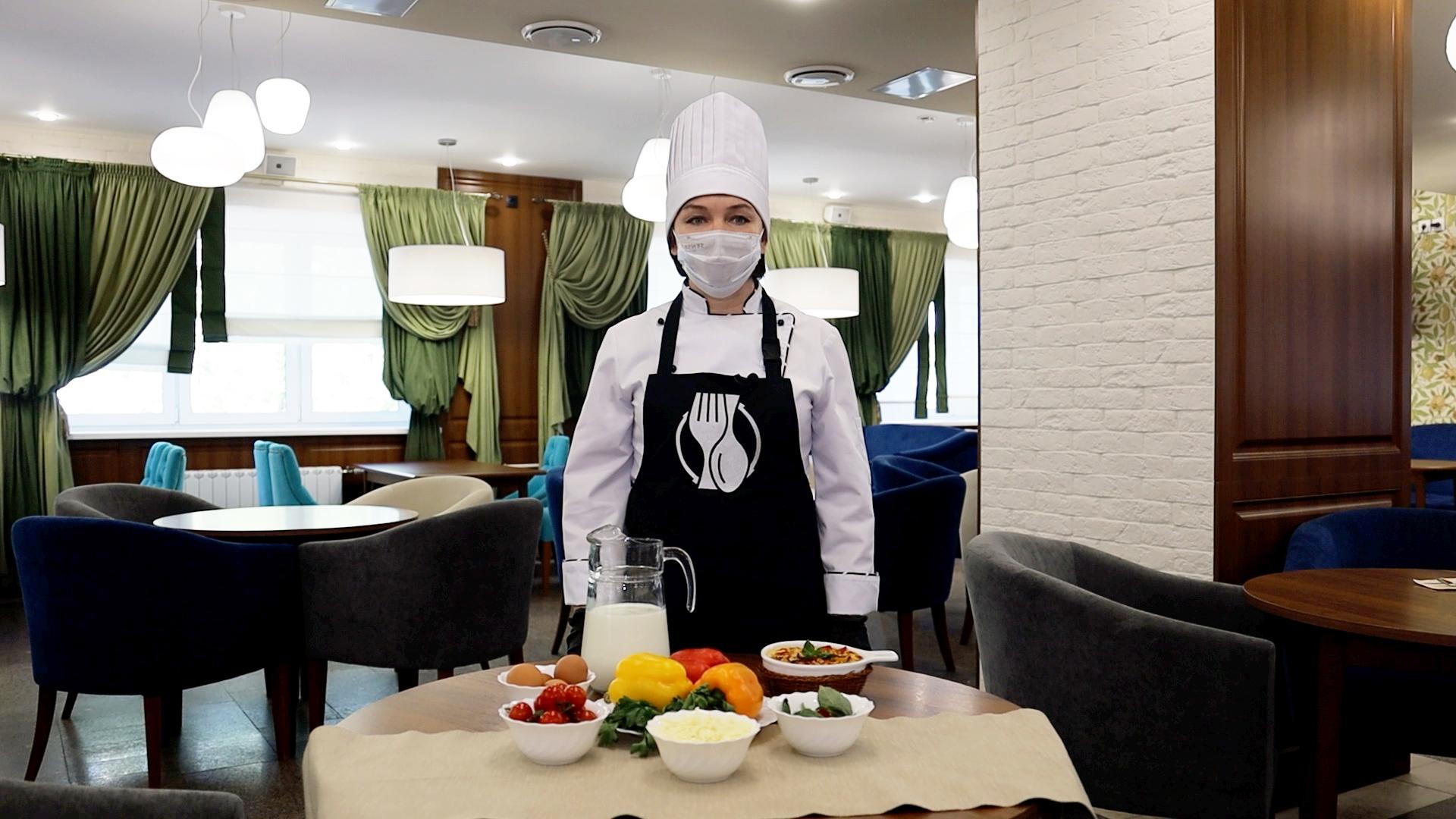 """Наталья Казанцева: """"Фриттата - это омлет с овощами, посыпанный сыром и  запеченный в"""
