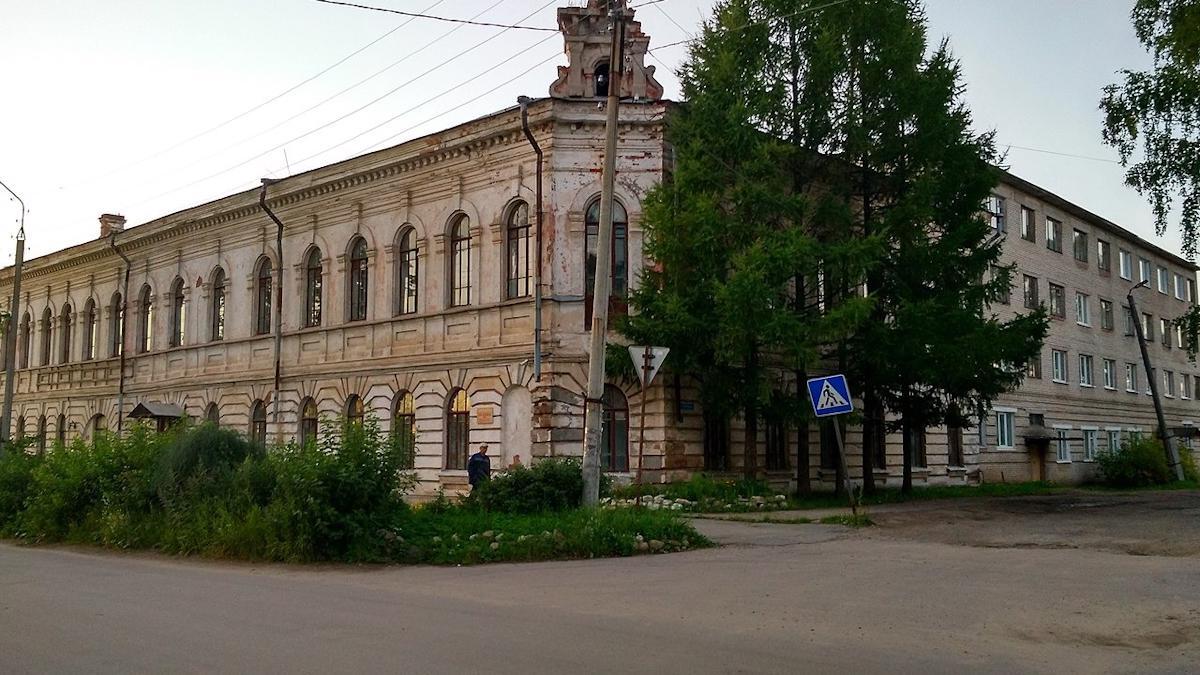 Дом купца Лопарева в Вытегре отреставрируют