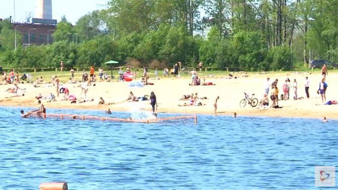 Череповецкие пляжи попали в черный список