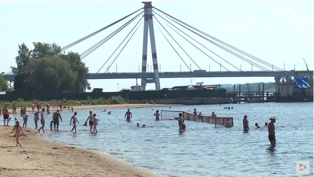 В ближайшее время на пляжах должны появиться уведомления о запрете купания