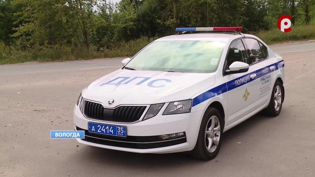 Массовую проверку общественного транспорта организовали инспекторы ГИБДД в Вологде