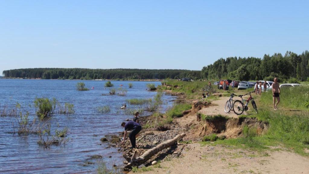 Что происходит с Рыбинским водохранилищем?