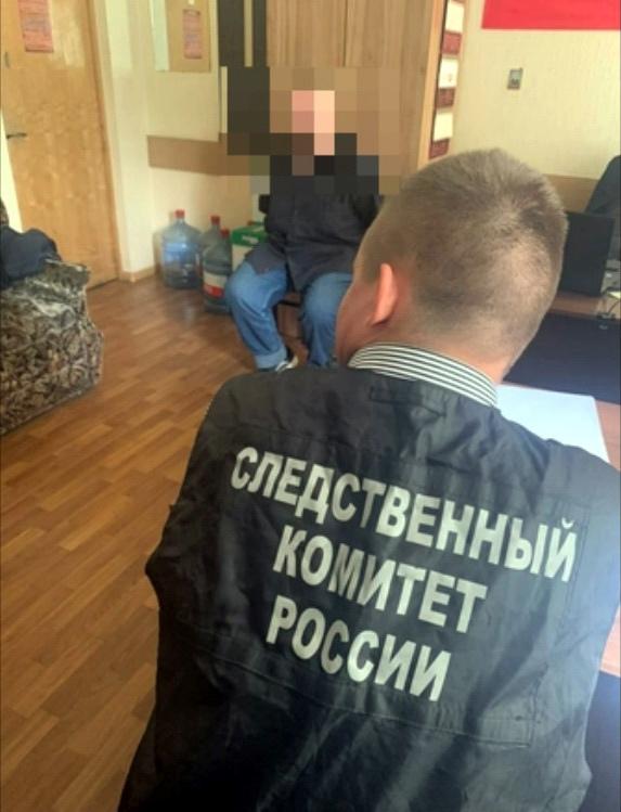 Фото: СУ СК России по Вологодской области