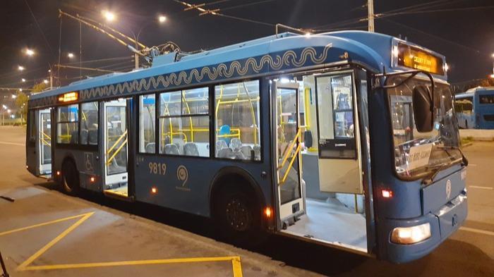 Три современных низкопольных троллейбуса появятся в Вологде