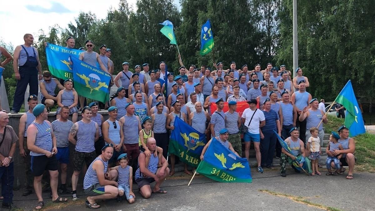 День Воздушно-десантных войск отмечают сегодня в России