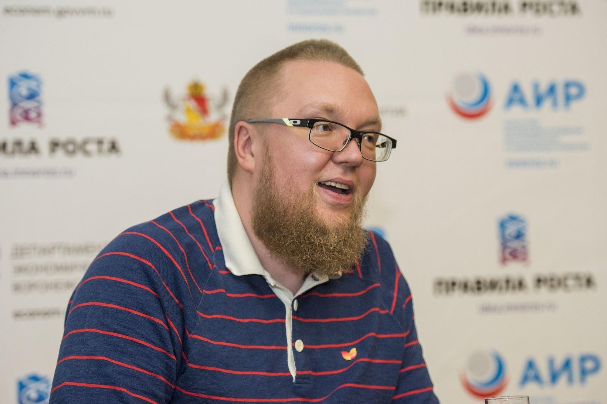Сергей Стиллавин внезапно обратил внимание на череповецкий магазин игрушек