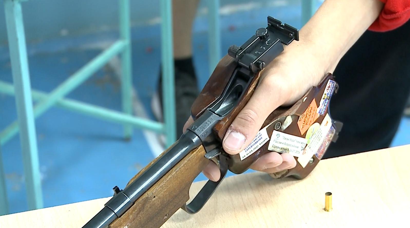 В подготовке оружия важна каждая мелочь