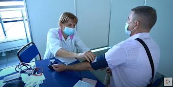 Первая партия вакцины «Спутник Лайт» поступила в Череповец на прошлой неделе — больше 2 000 доз