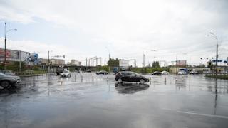 Сейчас диаметр кольца — 24 метра, планируется увеличить этот показатель до 27 метров и частично вытянуть в сторону улицы Конева