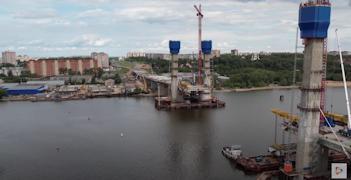 Самый большой мост в Вологодской области соединит Заречье и Зашекснинский район