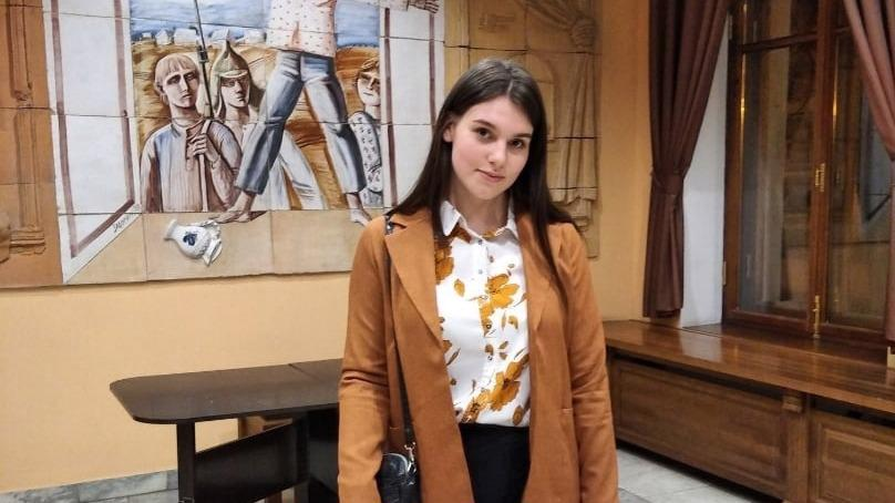 Студентка из Устья представит Вологодчину на всероссийских соревнованиях