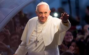 Роман отправил понтифику заказное письмо