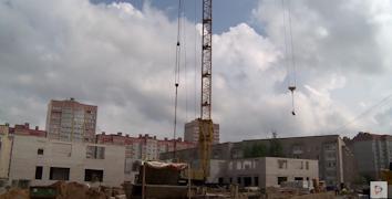 В Зашекснинском районе уже строятся два дошкольных учреждения