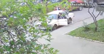 Чтобы покататься по городу, вологжанин решил угнать машину приятеля