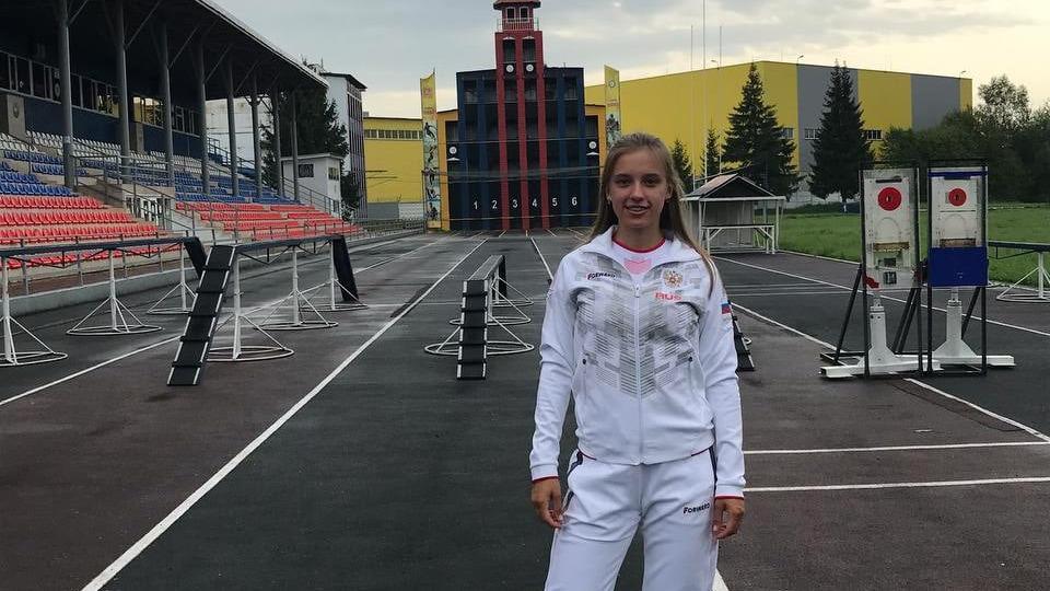 Вологжанка примет участие в Чемпионате мира по пожарно-спасательному спорту