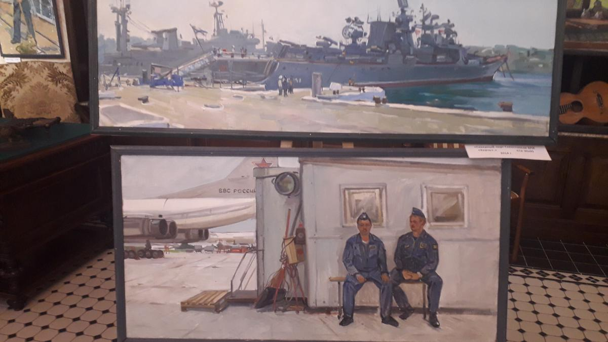 Эсминцы и фрегаты  в профиль и анфас