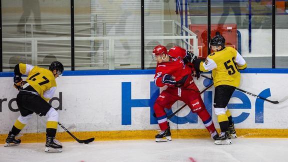 «Северсталь» начала турнир в Уфе с поражения