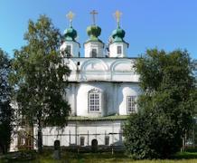 Сведения о монастыре появились в середине XVI века