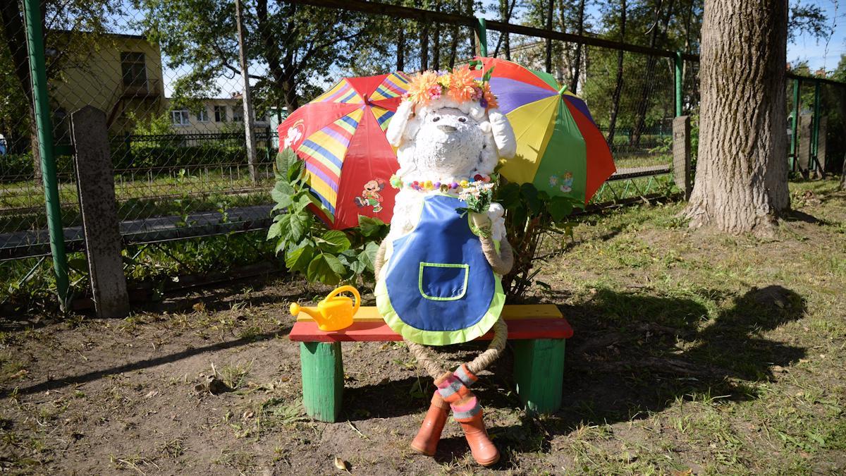 На Вологодской зацвели сады
