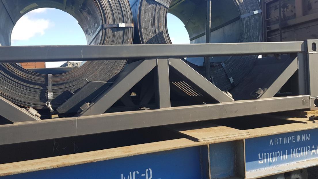 """""""Северсталь"""" наращивает объемы железнодорожных контейнерных перевозок"""