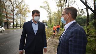 Как выстроена работа на проблемных участках, проверил сегодня мэр Вологды Сергей Воропанов