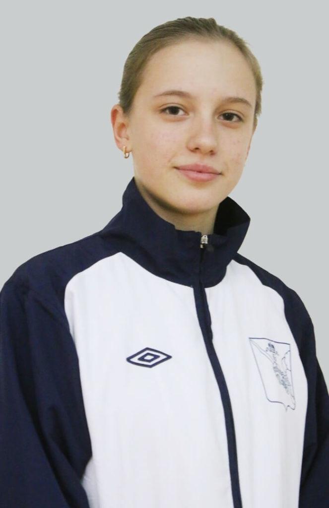 Дарья Лобанова стала серебряным призёром в соревнованиях по подъему по штурмовой лестнице