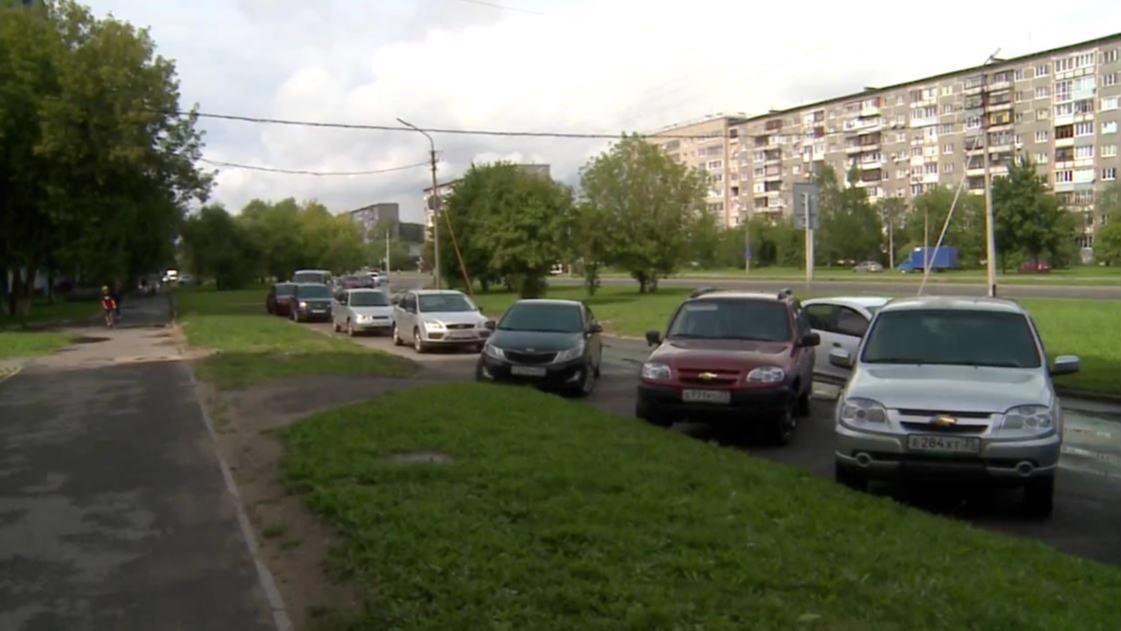 Дублёр проспекта Победы от Юбилейной до гипермаркета отремонтируют в Череповце
