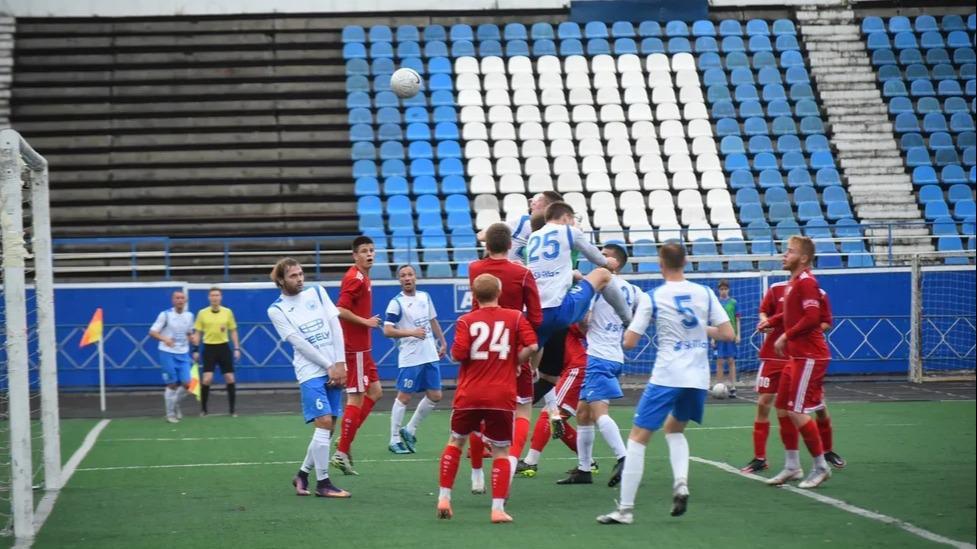 Футбольные клубы Вологды и Череповца одержали очередные победы
