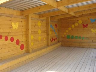 В этом году в городе отремонтируют 110 веранд в детских садах