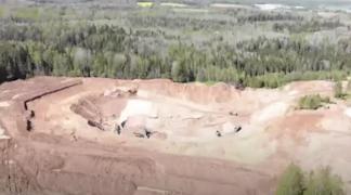 Кадр из видео МВД России
